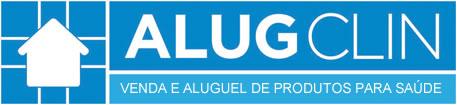 Alugclin (32) 3215-4003 Logo