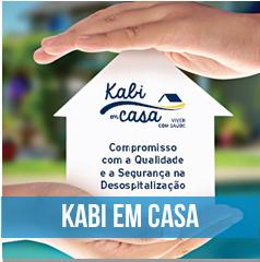 Kabi em casa