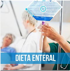 Dieta Enteral e Oral